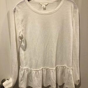 Caslon long sleeve T shirt